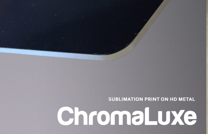 Dibond Chromaluxe Rand Cl